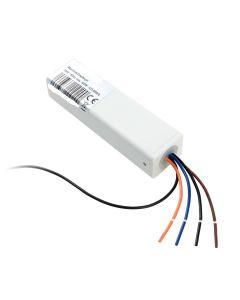 Empfänger für Fernbedienung - E-Motor Lichtkuppel / Rollo / Markise