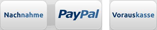 Bezahlarten